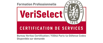 Veriselect logo